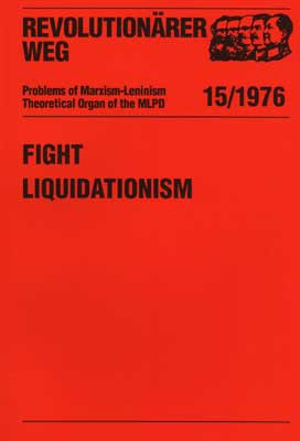 Fight Liquidationism