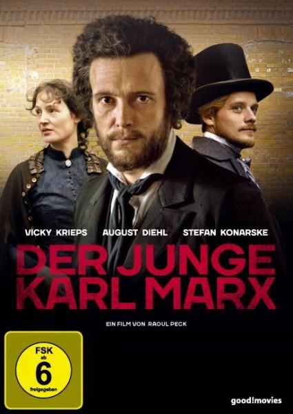 Der junge Karl Marx, 1 DVD