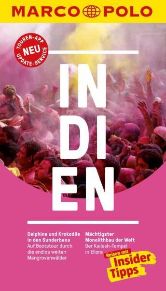 MARCO POLO Reiseführer Indien: Reisen mit Insider-Tipps. Inklusive kostenloser Touren-App & Update-S