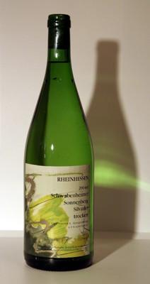 Weißwein, Rheinhessen, Silvaner, trocken