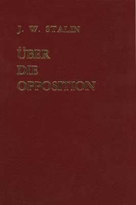 Über die Opposition