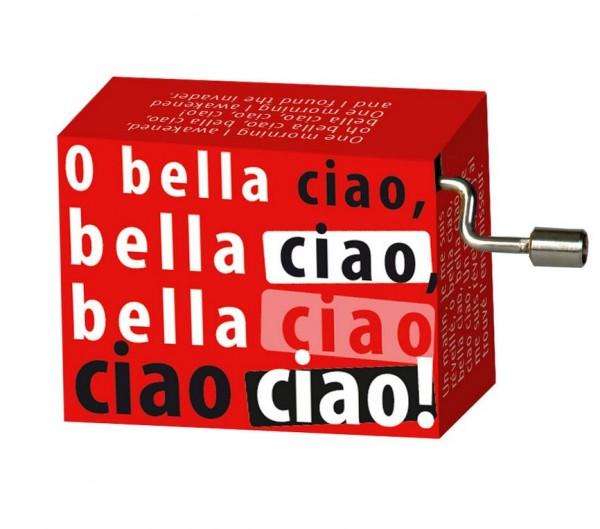 """Spieluhr """"Bella ciao"""""""