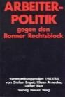 Arbeiterpolitik gegen den Bonner Rechtsblock (Reden)