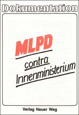 MLPD contra Innenministerium