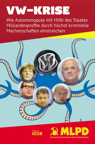VW-Krise - Wie Automonopole mit Hilfe des Staates Milliardenprofite ... einstreichen