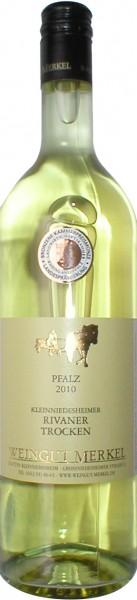 Weißwein, Pfalz, Rivaner, trocken