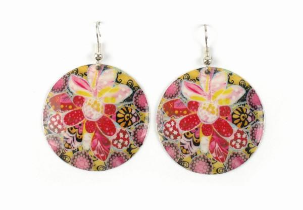 Ohrringe 'Blüten'