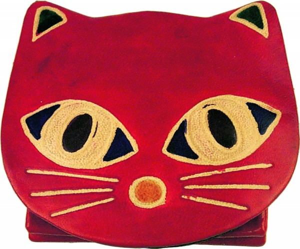 Kinderportemonnaie 'Katze'