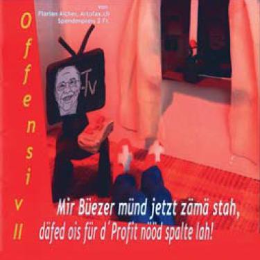 Broschüre Offensiv II