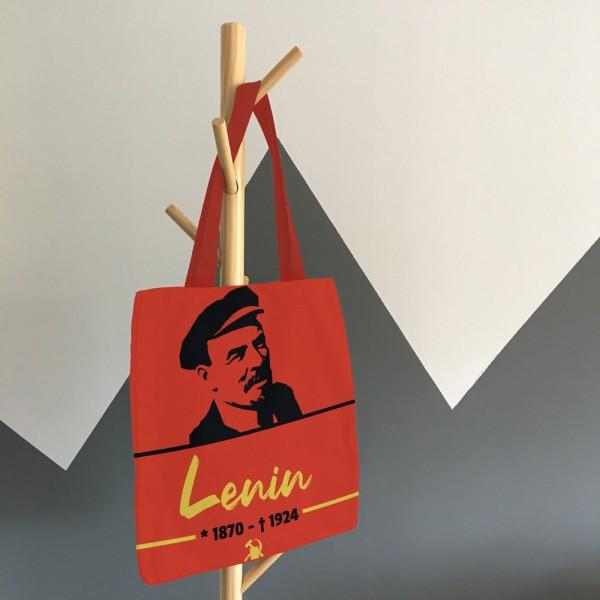 Stofftasche Lenin