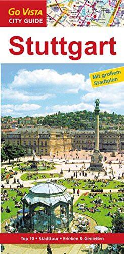 GO Vista City Guide, Reiseführer Stuttgart