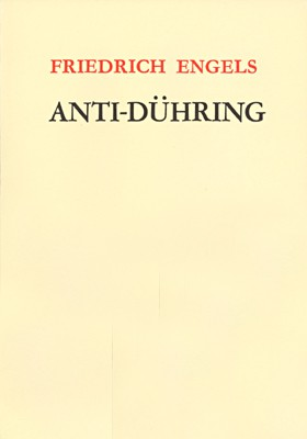 Anti-Dühring (antiquarisch)