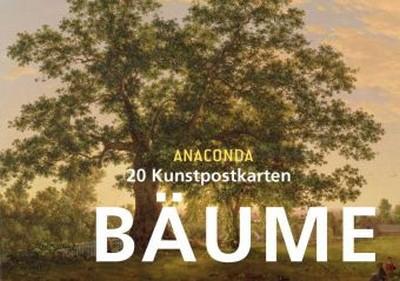 Bäume, Postkartenbuch
