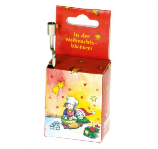 """Spieluhr """"Zuckowski - In der Weihnachtsbäckerei"""""""