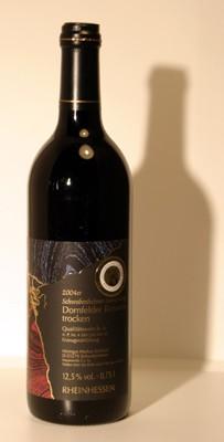 Rotwein, Dornfelder, trocken