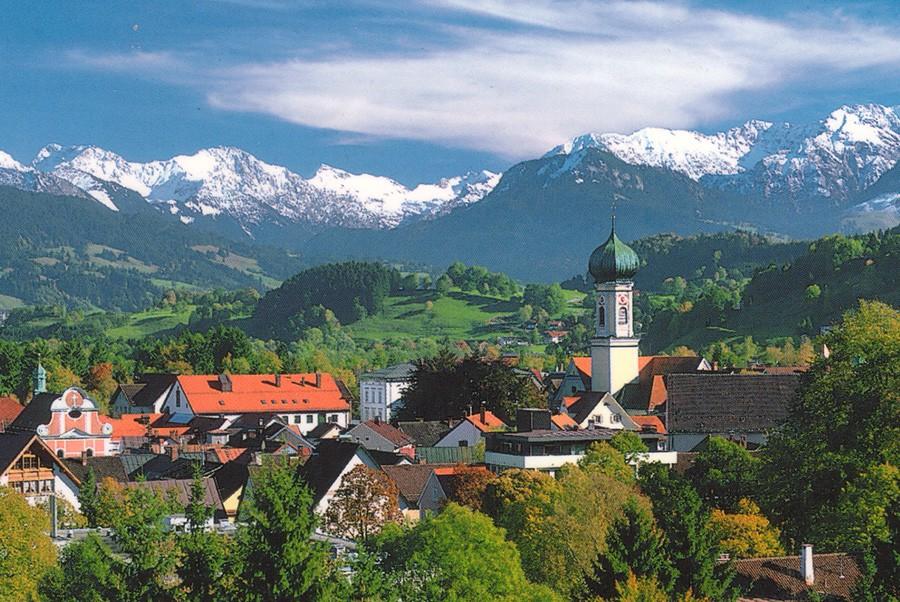 Klettersteig Immenstadt : Ferienhaus allgäu in immenstadt urlaub vor prächtigem
