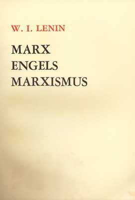 Marx-Engels-Marxismus