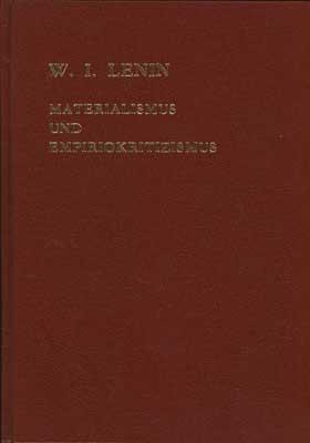 Materialismus und Empiriokritizismus