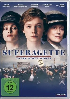 Suffragette - Taten statt Worte, 1 DVD