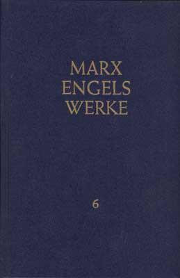 Marx/Engels, Werke Band 6 (antiquarisch)