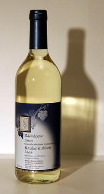 Weißwein, Rheinhessen, Bacchus, lieblich