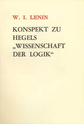 """Konspekt zu Hegels """"Wissenschaft der Logik"""""""