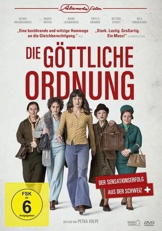 Die göttliche Ordnung, 1 DVD