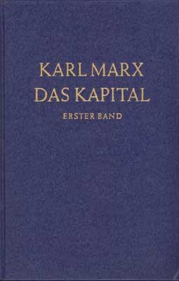 Karl Marx, Das Kapital (3 Bände)