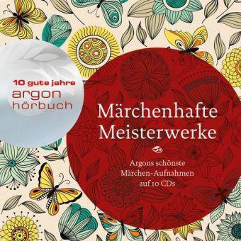 Märchenhafte Meisterwerke, 10 Audio-CDs