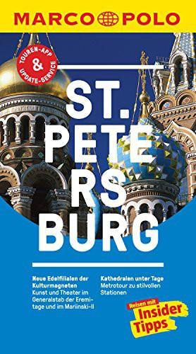 MARCO POLO Reiseführer St.Petersburg: Reisen mit Insider-Tipps. Inklusive kostenloser Touren-App & U