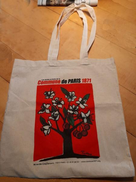 Tasche, 150 Jahre Pariser Commune