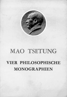 Vier philosophische Monografien