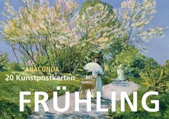 Postkartenbuch Frühling