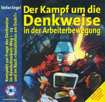 Der Kampf um die Denkweise in der Arbeiterbewegung mit den RW-Ergänzungsbänden 1+2- CD