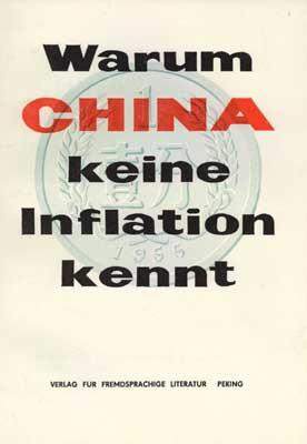 Warum China keine Inflation kennt