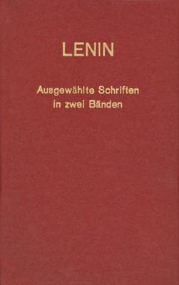 Ausgewählte Schriften in 2 Bände