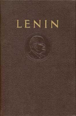 Lenin - Werke (aniquarisch)