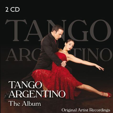 Tango Argentino - The Album, 2 Audio-CDs