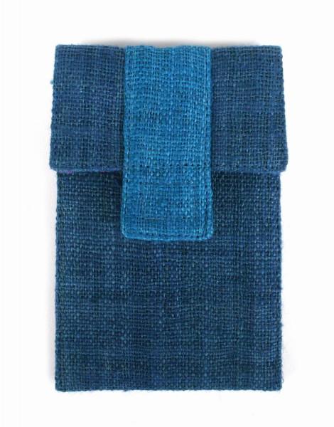 Smartphone-Tasche blau