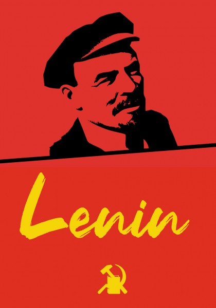 Notizheft Lenin