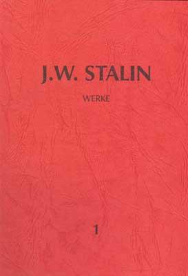 Stalin Werke (antiquarisch)